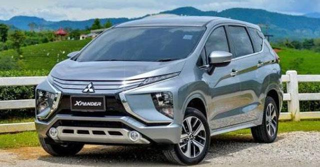 Giá xe Mitsubishi Xpander lăn bánh tháng 5/2021