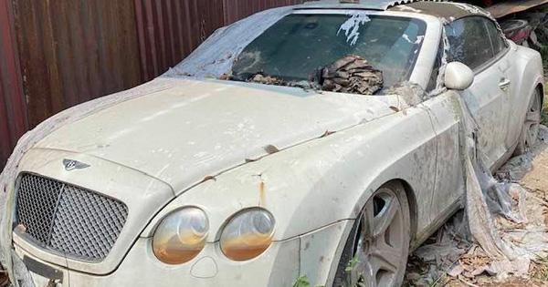 Siêu phẩm bạc tỷ một thời Bentley Continental GTC bị đại gia