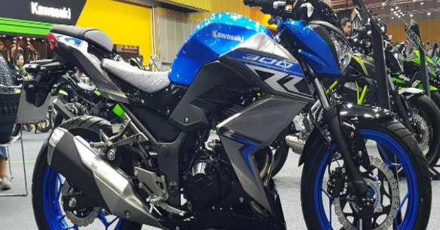 Bảng giá Kawasaki Naked Bike tháng 9/2020, giảm 10 triệu đồng