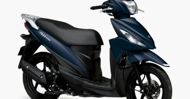 2020 Suzuki Address 110 cập nhật mới, sánh cạnh Honda Vision
