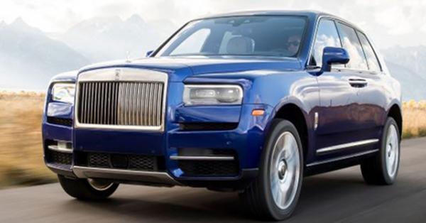 Điểm qua những chiếc SUV siêu sang dành cho giới triệu phú