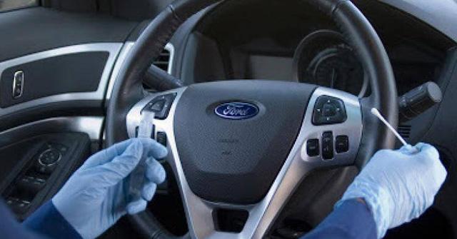 Bí quyết để hạn chế vi khuẩn trên xe ô tô