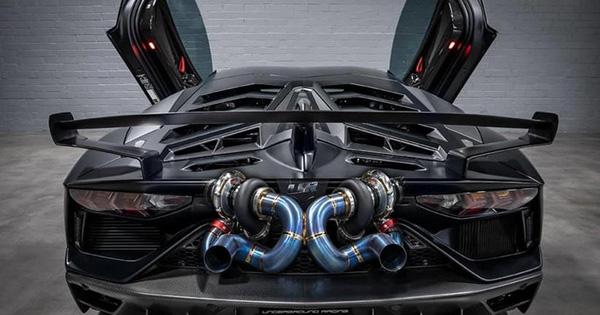 Hãng độ ra mắt Lamborghini Aventador SVJ 2.000 mã lực, fan nghe tiếng pô và xem đạp ga thôi đã đứng ngồi không yên