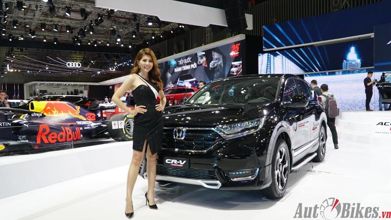 Honda CR-V giảm giá 100 triệu, chờ gì mà không mua ?