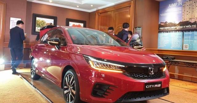 Giá xe Honda City 2021 mới nhất tháng 05: Giá bán và thông số kỹ thuật