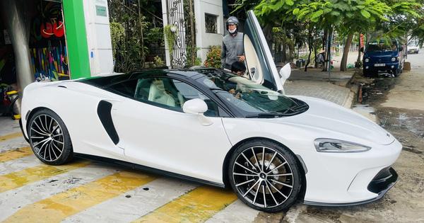 Lộ diện McLaren GT đầu tiên về Việt Nam - Siêu xe thực dụng cho giới nhà giàu