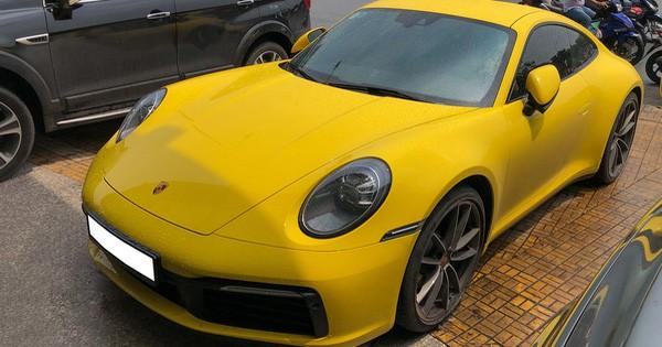 Porsche 911 Carrera S thứ tư tại Sài Gòn tái xuất sau khi ra biển trắng