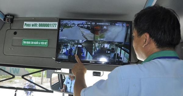 Tạm ngừng xử phạt xe ô tô chưa lắp camera giám sát