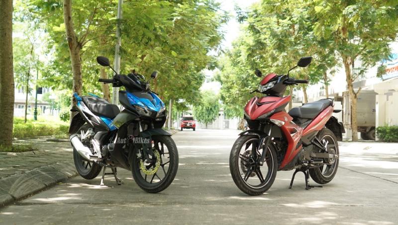 So sánh Honda Winner X với Yamaha Exciter