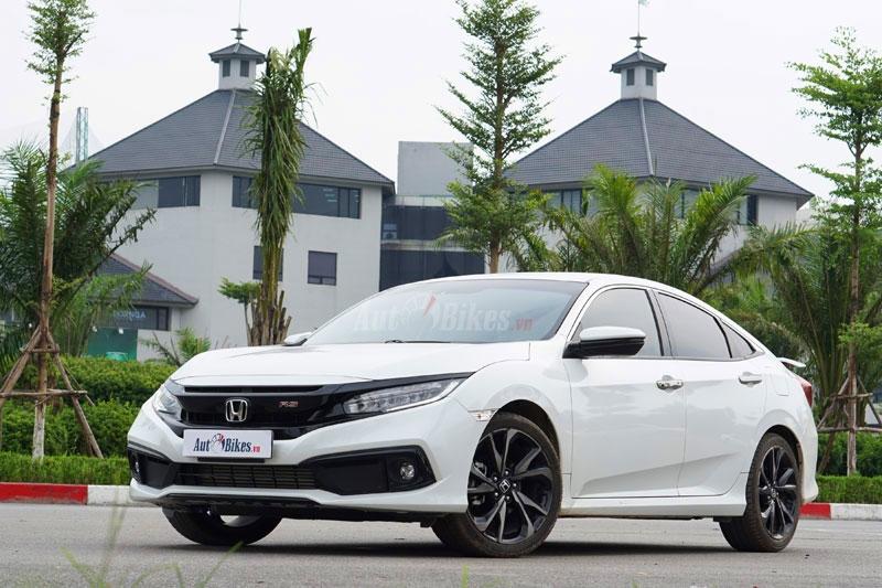 Honda Civic RS 2019 có đáng để xuống tiền?