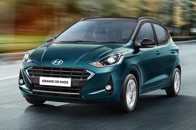 Phát thèm với Hyundai Grand i10 2019 giá 160 triệu đồng