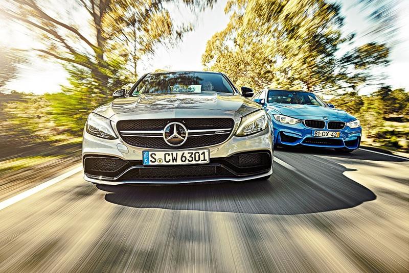 BMW và Mercedes - cuộc chiến vương quyền xe sang Đức