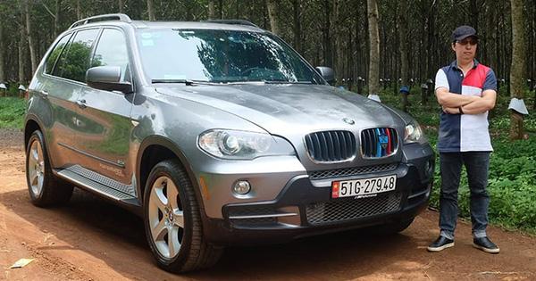 Người dùng đánh giá BMW X5 E70 sau 2 năm sử dụng: Bỏ gần 900 triệu tận hưởng tiện nghi của xe 4 tỷ