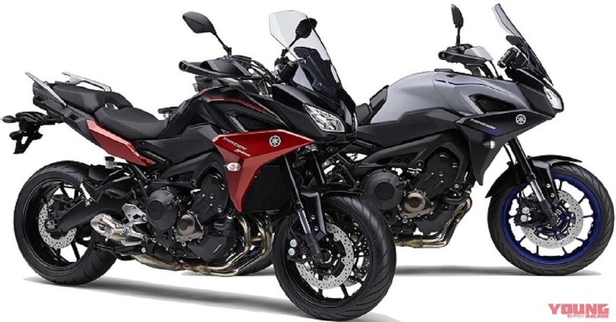 Yamaha Tracer 900 và Tracer 900 GT ABS 2020 màu mới, giá từ 240 triệu đồng