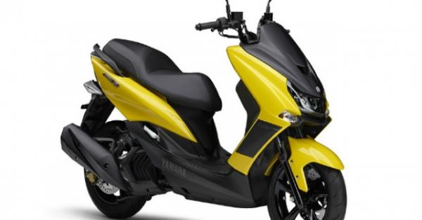 2020 Yamaha Majesty S 155 trình làng, Honda PCX toát mồ hôi
