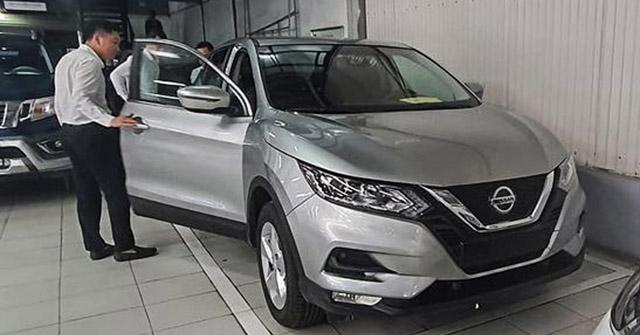Nissan Qashqai 2020 bất ngờ có mặt tại Việt Nam