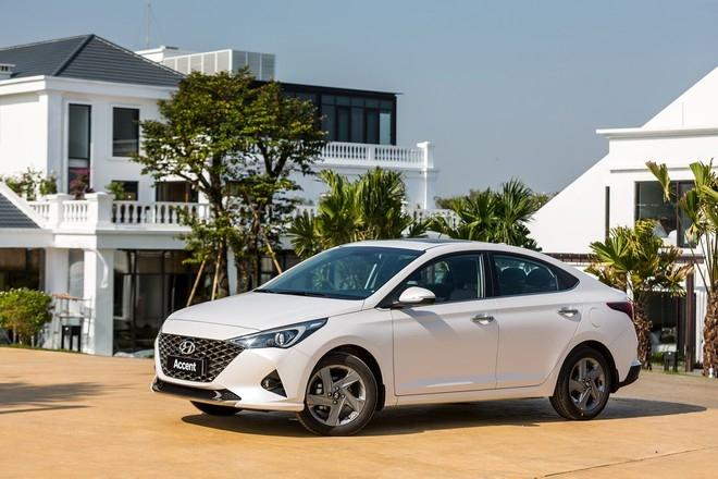 Hyundai Accent bùng nổ, Grand i10 đắt khách