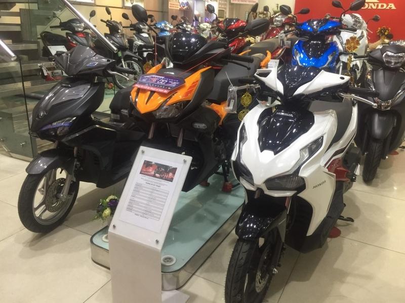 Bảng giá xe máy Honda ngày 6/2/2020