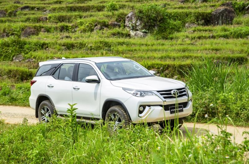 Toyota Việt Nam bất ngờ ưu đãi lớn nhân dịp kỷ niệm 25 năm