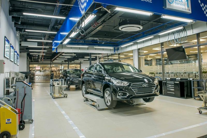 TC Motor gia hạn bảo hành cho xe Hyundai vì Covid-19