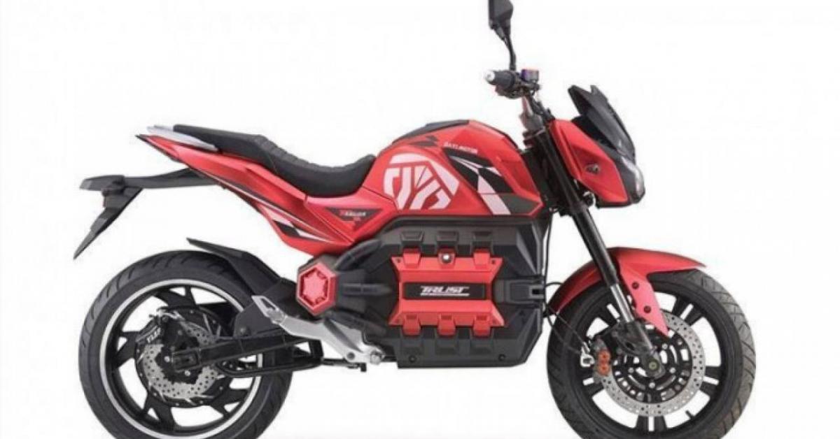 Xe máy điện Trung Quốc gia nhập thị trường Châu Âu