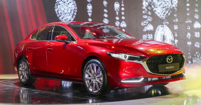 Giá xe Mazda 3 mới nhất tháng 01/2021 và đánh giá chi tiết