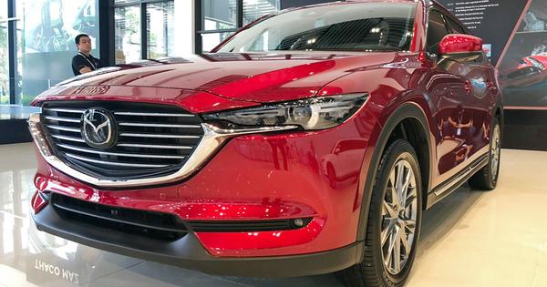 Mazda hạ giá sốc loạt xe