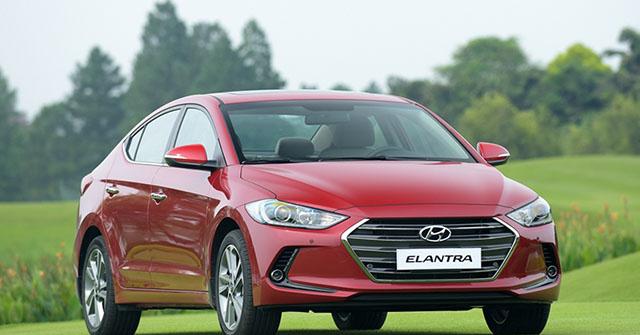 Giá xe Hyundai Elantra lăn bánh tháng 11/2020