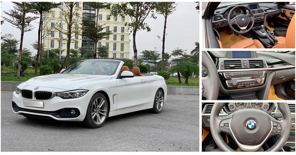 Nhà thừa xe, đại gia Việt bán BMW 4-Series vừa tậu, chịu lỗ 750 triệu để sắm BMW X7
