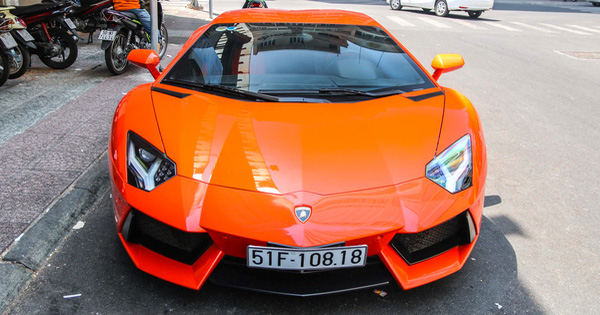 Lamborghini Aventador nổi tiếng của đại gia ngành y tế, từng qua tay Minh