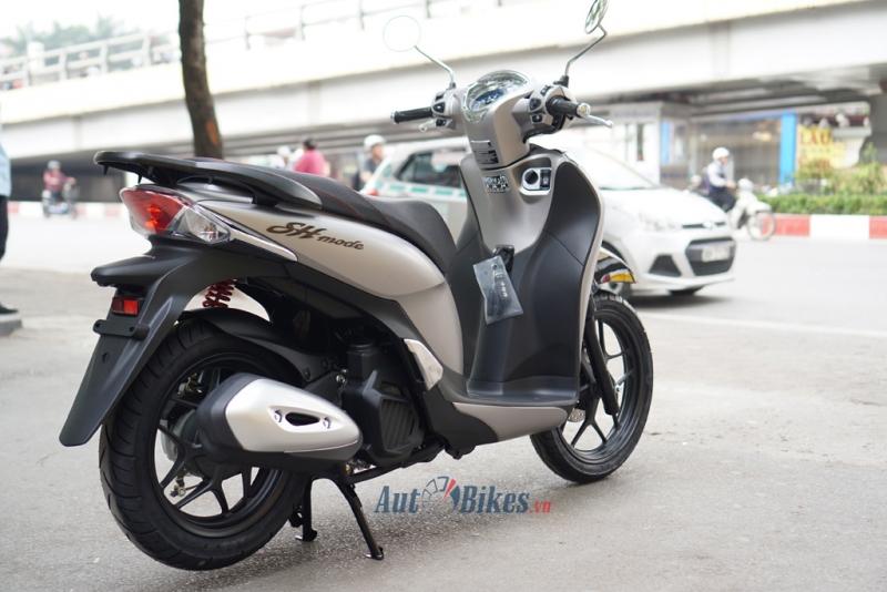 Ngày mai, Honda Việt Nam ra mắt Honda SH mode 2021