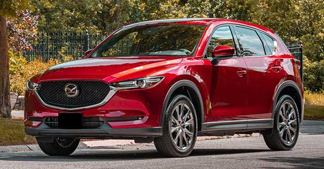 Giá xe Mazda CX-5 lăn bánh tháng 6/2021