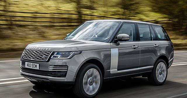 Land Rover tung thêm khuyến mãi cho khách hàng Việt Nam
