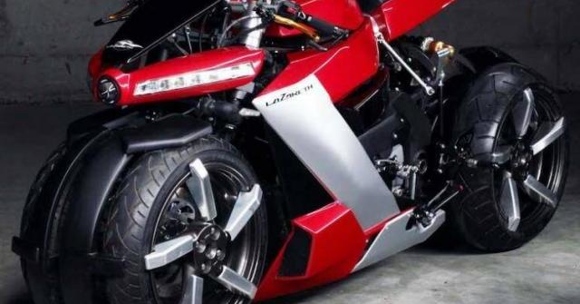 Ra mắt siêu mô tô hàng độc Lazareth LM410, giá 2,5 tỷ đồng