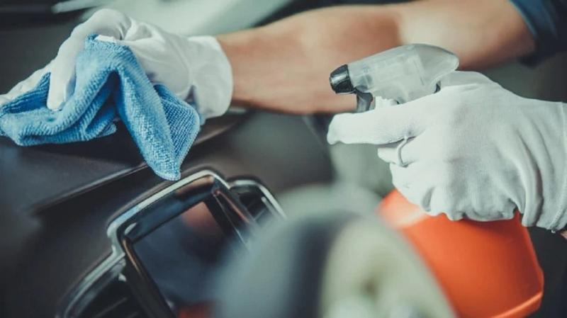 Cách vệ sinh khử trùng ô tô trong mùa dịch Covid-9