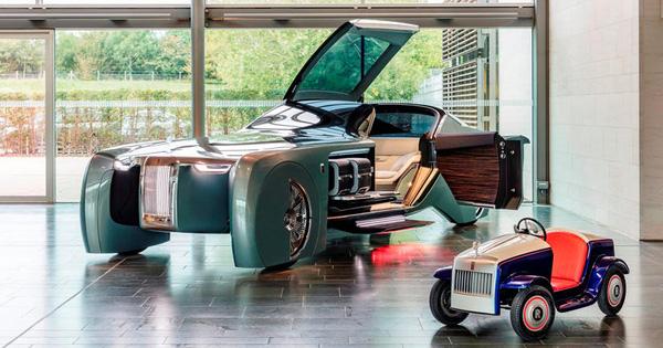 Bí ẩn đằng sau chiếc Rolls-Royce nhiều người cầm lái nhất trên thế giới