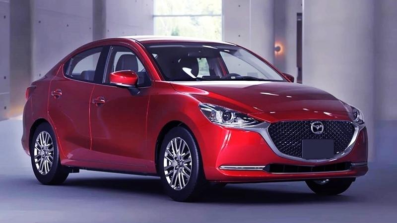 Giảm 50% trước bạ, giá lăn bánh Mazda2 chỉ còn từ hơn 500 triệu đồng