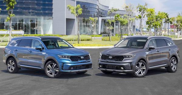 Chênh 250 triệu đồng, đây là sự khác biệt giữa 9 phiên bản Kia Sorento 2021 tại Việt Nam