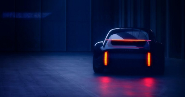 Hyundai nhá hàng concept sedan thể thao mới, thiết kế đẹp bất diệt cùng thời gian