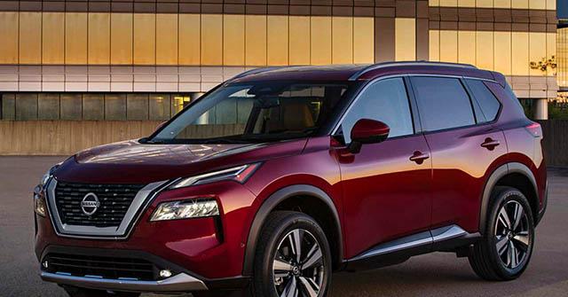 Nissan X-Trail thế hệ mới ra mắt toàn cầu, cạnh tranh Honda CR-V