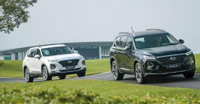 Công nghệ an toàn tối đa – điều làm nên sự thành công cho Hyundai Santa Fe