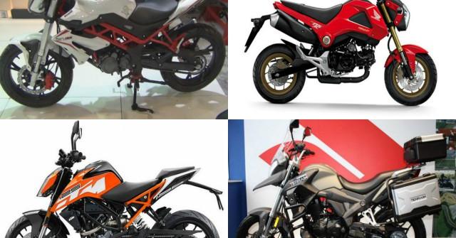 Top 10 môtô phân khối 125cc tốt nhất hiện nay (P2)