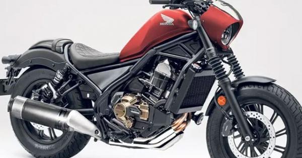 Honda Rebel 1100 sắp ra mắt: Đậm chất phong trần, giá 288 triệu đồng