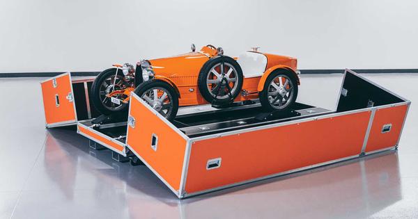 Vì sao chiếc Bugatti đời mới này có giá ngang Toyota Camry?