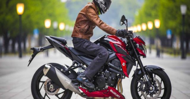 Hàng khủng 2021 Suzuki GSX-S750 tăng chất nam tính cho cánh mày râu