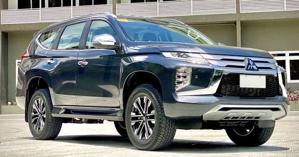 Mitsubishi Pajero Sport 2020 sắp bán tại Việt Nam lộ loạt trang bị mới, tạo sức ép cho Toyota Fortuner
