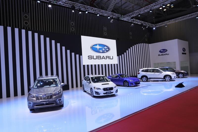 Thừa thắng, Subaru sắp ra mắt loạt xe mới tại Việt Nam