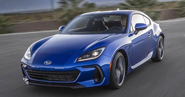 Subaru xác nhận BRZ thế hệ mới sẽ có mặt tại Việt Nam