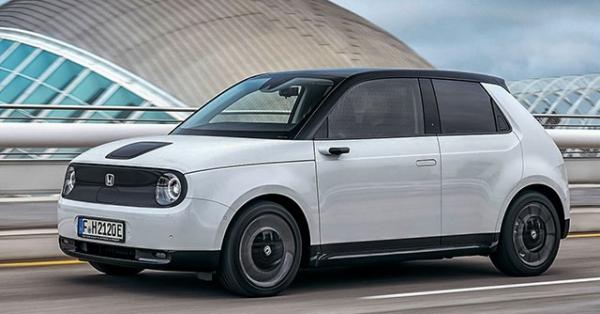 Soi chi tiết ôtô điện Honda E dành riêng cho châu Âu