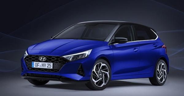 Hyundai i20 lộ ảnh chi tiết trước thềm Triển lãm Geneva Motor Show